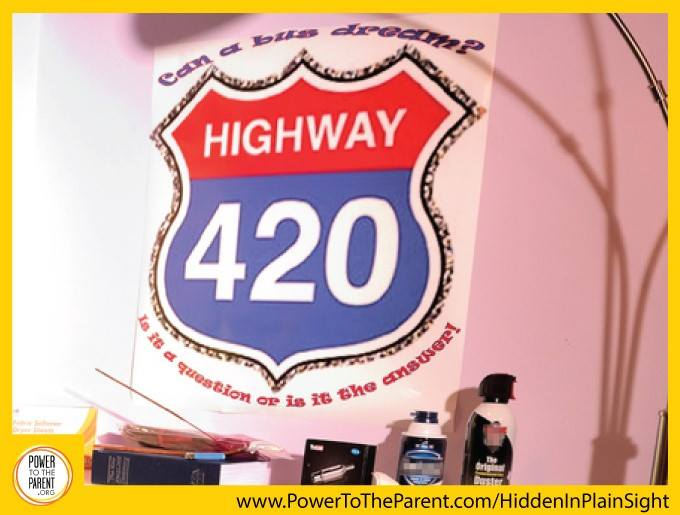 420 sign